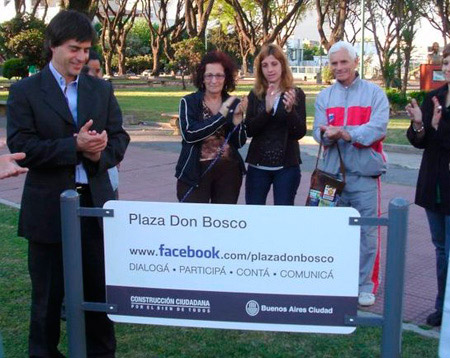 Plaza Don Bosco